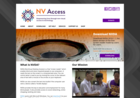 Screenshot of NV Access - free and open source screen reader