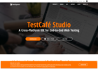Screenshot of TestCafe Studio: A Cross-Platform IDE for End-to-End Web Testing